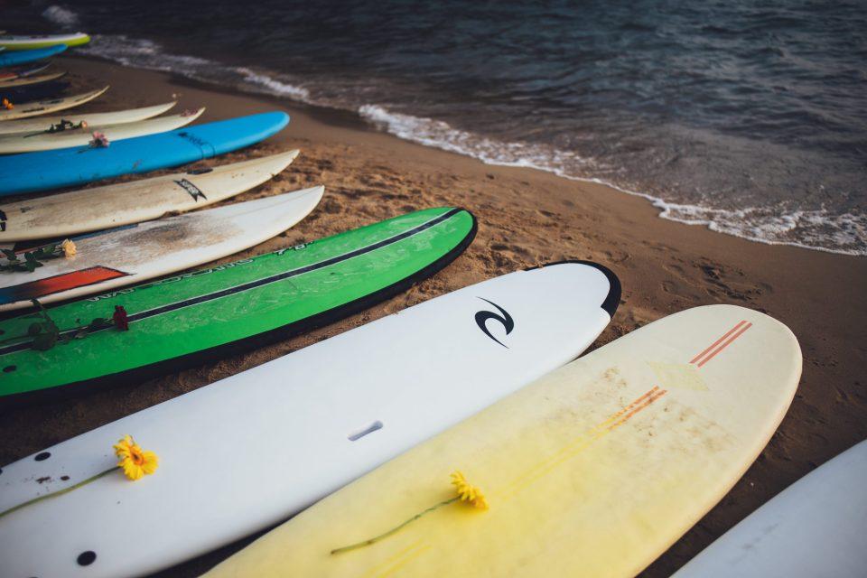Paddle out in italia, surf in italia, cerimonia commemorativa, trevaligie