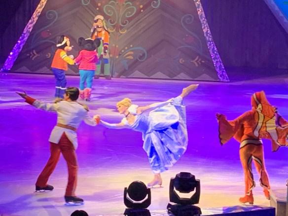 Disney frozen in ice, Disney princess, trevaligie
