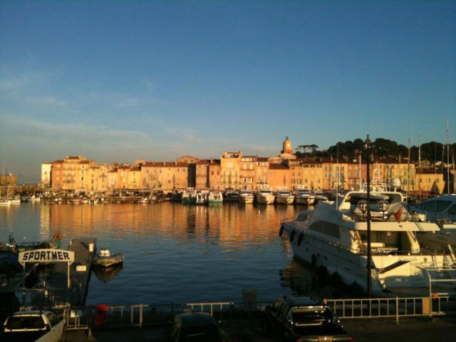 Saint tropez, viaggio on the road in Provenza, trevaligie
