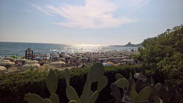 Spiagge di Sperlonga, vacanze nel Lazio, trevaligie