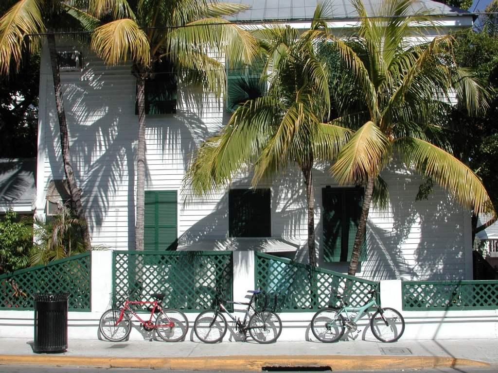 Key west, florida, trevaligie
