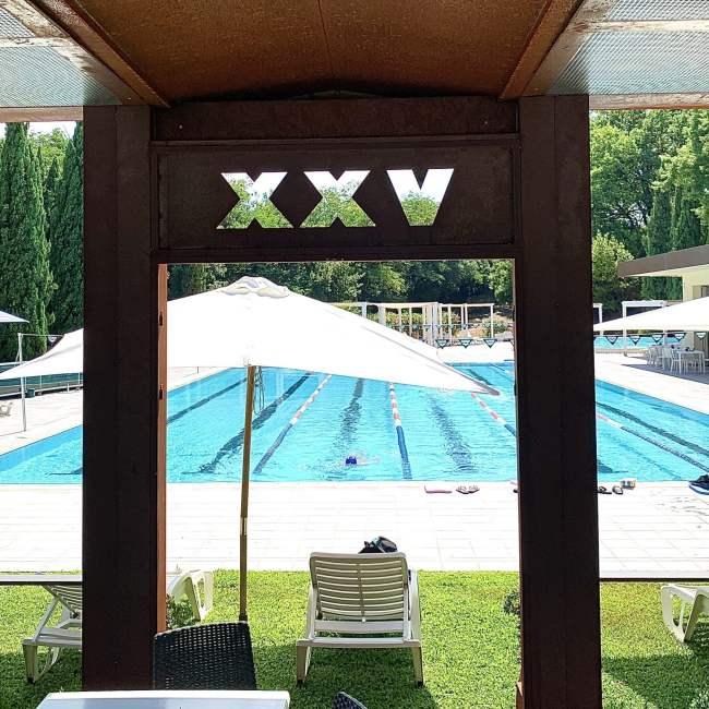 Al Centro Sportivo XXV Ponti puoi passare una splendida giornata tra sport e relax.