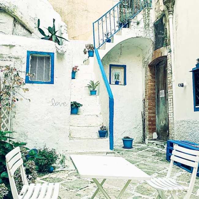 La Casa del pescatore a Gaeta tappa del blog tour Gaetavventura