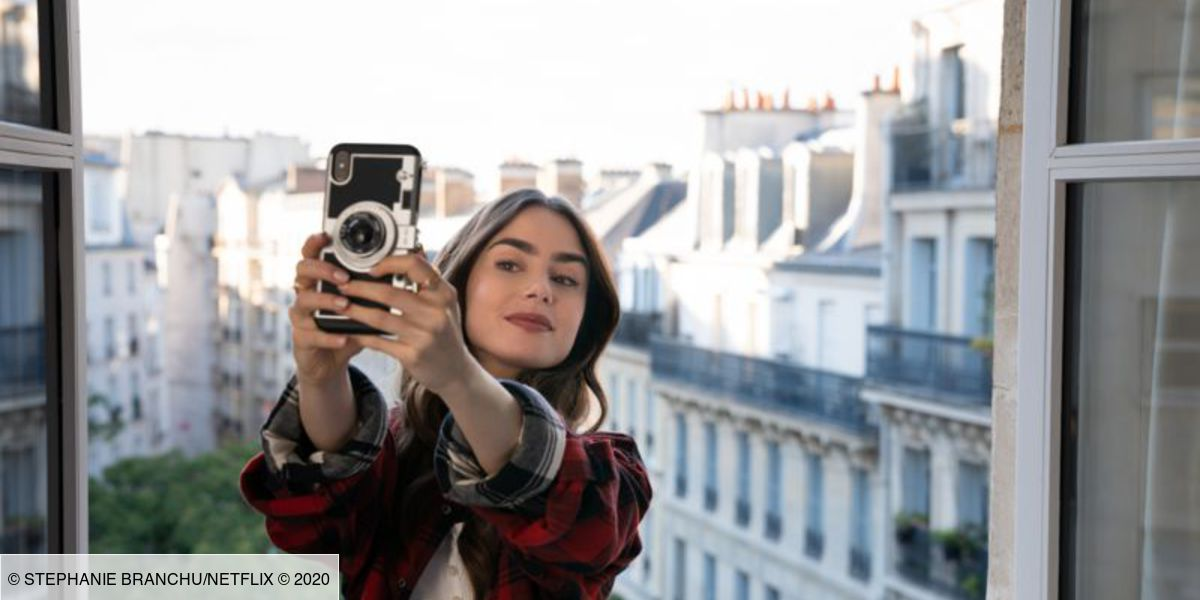 Emily in Paris, la nuova serie tv targata Netflix