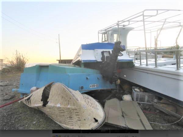 西川名02台風21号の被害