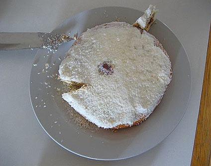Polar Bear Cake (2/3)