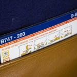 747-200 Dunsfold Airport
