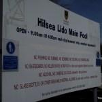 Hilsea Lido Portsmouth
