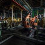 Ford Transit Factory - Southampton