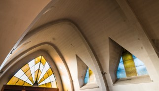 Star Trek Church - Belgium