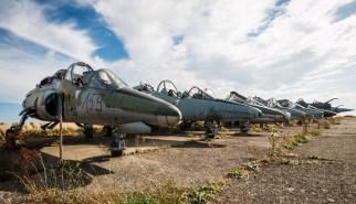Aircraft / Plane Graveyard - France