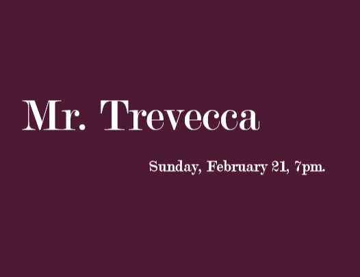 Mr. Trevecca returns for the second year