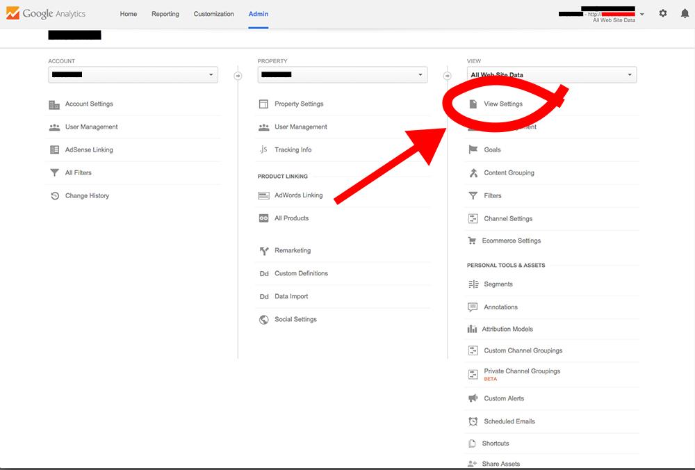 How to Remove Semalt from Google Analytics