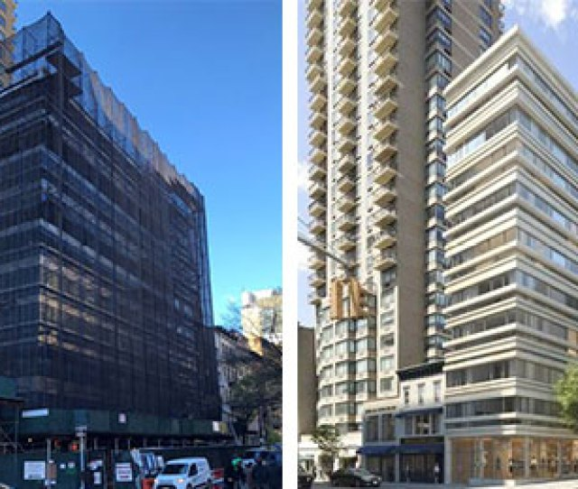 Upper East Side Condominium Construction Completion And Inventory Loan