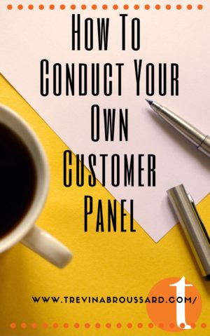 How to conduct your own customer panel customer service ebook