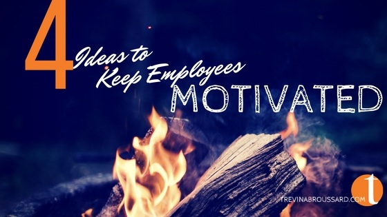 Keeping Employees Motivated