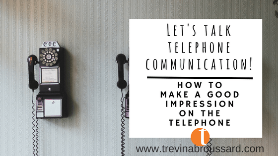 How to Make A Good Impression On The Telephone
