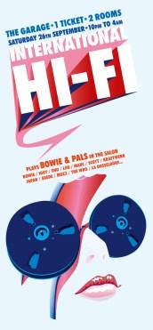 INT HIFI FLYER BOWIE