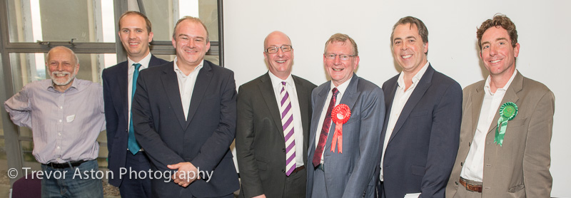 Election Hustings in Kingston