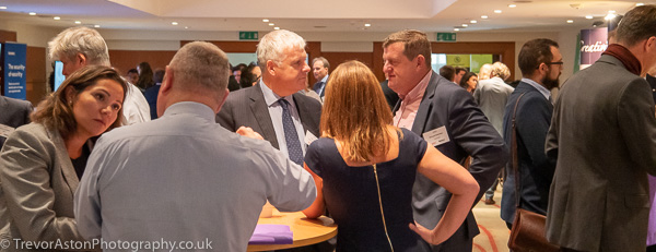 banking conference photography