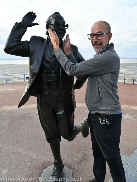 'All of Life is About Timing' – Eric Morecambe 1926-1984