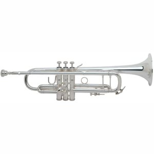 Bach Strad Trumpet Silver