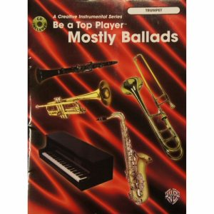 Be Top Player Mostly Ballads Trumpet