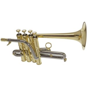 CarolBrass CPC 3330 YLS Bb A L Piccolo Trumpet 1