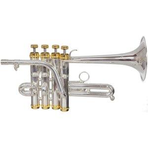 CarolBrass CPC 7775F YLS BbA SG Piccolo Trumpet
