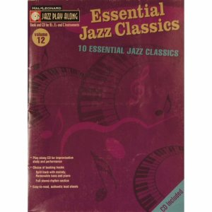 Hal Leonard Jazz Play Along 12