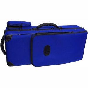 MCFi Alto Sax Case Blue
