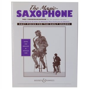 Magic Saxophone