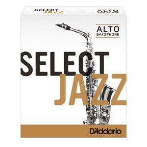Rico Jazz Select Alto Sax Reeds