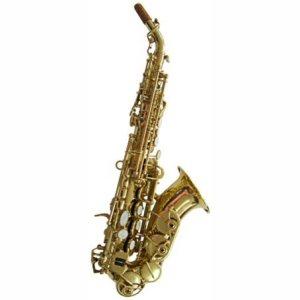 Rosetti Series 7 Curved Soprano Saxophone