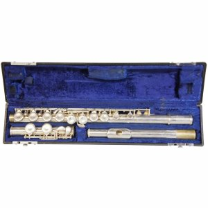 Second Hand Boosey Hawkes 400 Flute