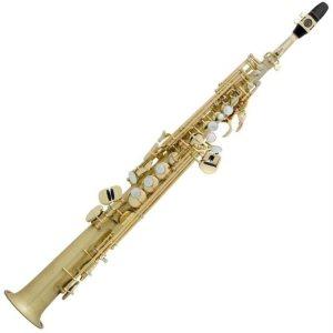 Selmer Paris S80 Series III 125 Soprano Saxophone Jubilee Model Matt