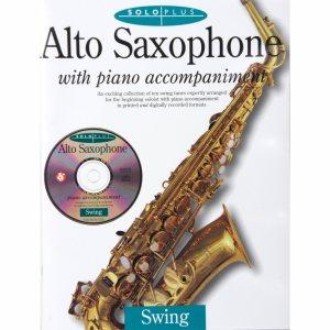 Solo Plus Swing Alto Sax