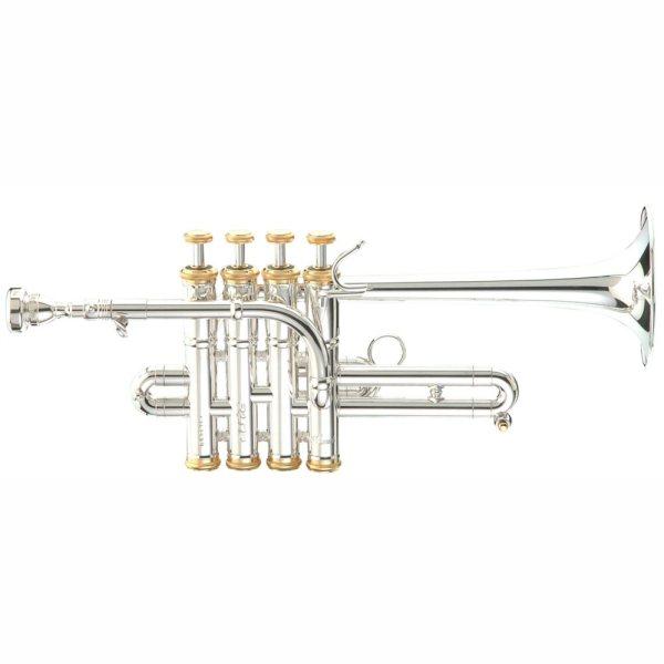 Stomvi 5706 Elite Piccolo Bb A Trumpet