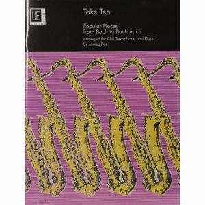 Take Ten Alto Sax