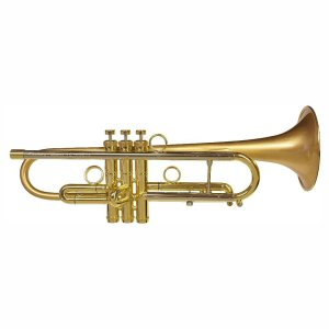 Taylor Chicago Jazz Trumpet Clear Lacquer