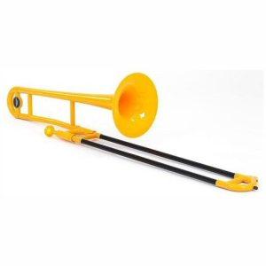 Tromba Yellow Plastic Trombone 1