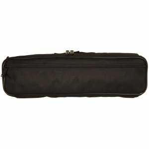 Unbranded Flute Case Cover Black Cordura