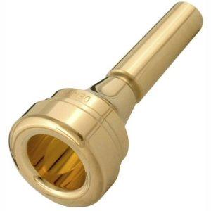 Wick Standard Tenor Horn Mouthpiece Gold