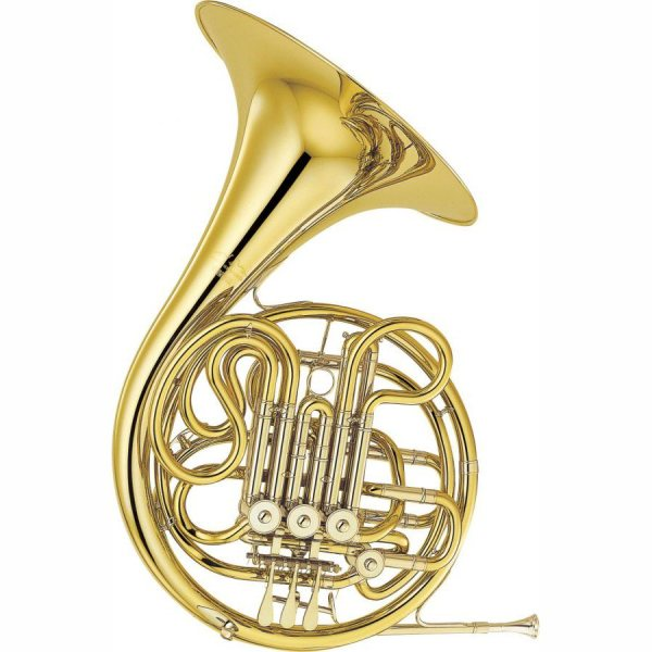 Yamaha YHR 668II Full Double F Bb French Horn