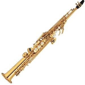 Yamaha YSS 475 Soprano Sax