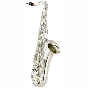 Yamaha YTS 480S Silver Plated Tenor Saxophone