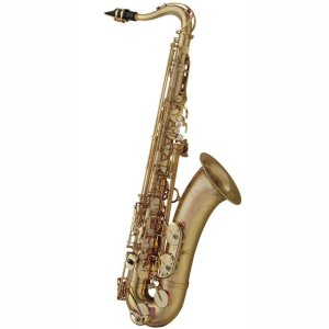 Yanagisawa TWO1U Tenor Saxophone Unlacquered Finish
