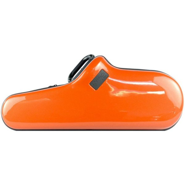 BAM Softpack alto sax case terracotta