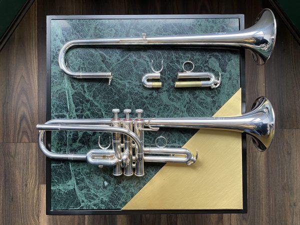 Second Hand Yamaha YTR-9610 Eb/D Trumpet