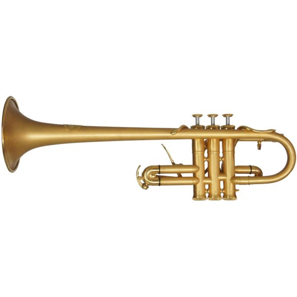 Giles Whittome High F Trumpet